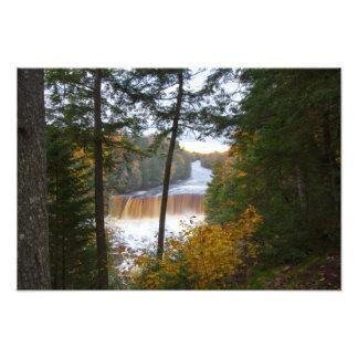 Foto Caídas superiores de Tahquemenon, otoño, Michigan