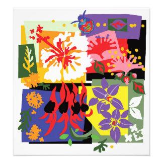 Foto Celebración floral - poster