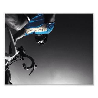 Foto Ciclo en blanco y negro