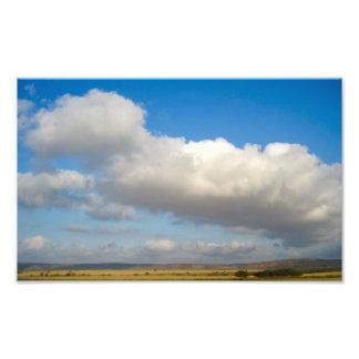 Foto Cielo de África