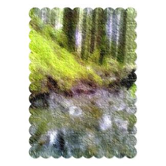 Foto corregida del bosque comunicado