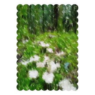 Foto corregida seta del bosque