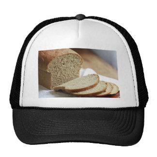 Foto cortada del pan gorros