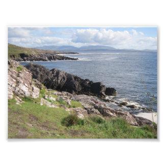 Foto Costa costa irlandesa 1