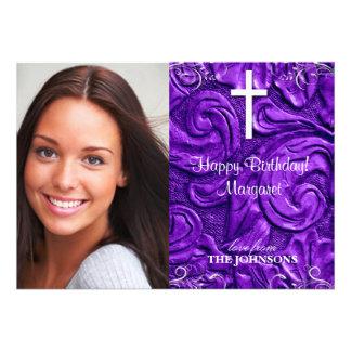 Foto cristiana de la fiesta de cumpleaños puedo ha invitacion personal