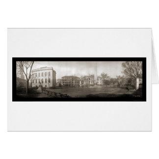 Foto cuadrada 1909 del SC de Charleston Tarjetas