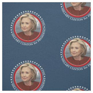Foto de Hillary Clinton - engranaje de 2016 Tela