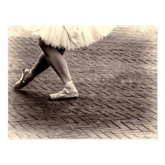 Foto de los deslizadores del ballet postal
