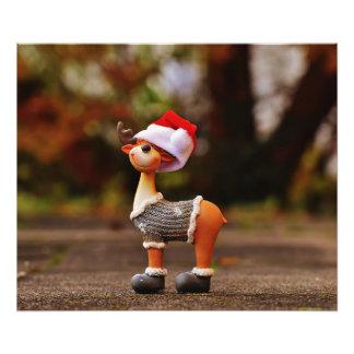 Foto Decoraciones del reno - reno del navidad