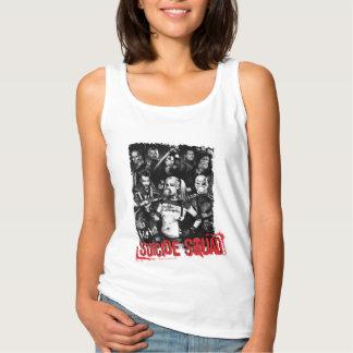 Foto del grupo del Grunge del pelotón el | del Camiseta Con Tirantes