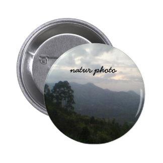 foto del natur chapa redonda de 5 cm