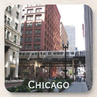 Foto del viaje de Chicago Posavasos