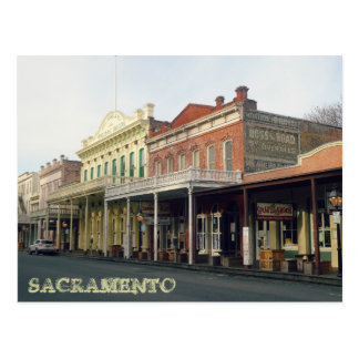 Foto del viaje de Sacramento Postal