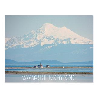 Foto del viaje del estado de Washington Postal