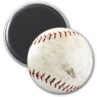 Foto divertida del béisbol imanes