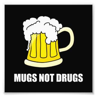 Foto Drogas de las tazas no
