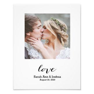 Foto El amor eterno el | personalizó la impresión de la