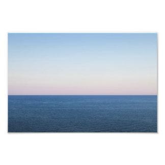 Foto El lago Ontario en el amanecer