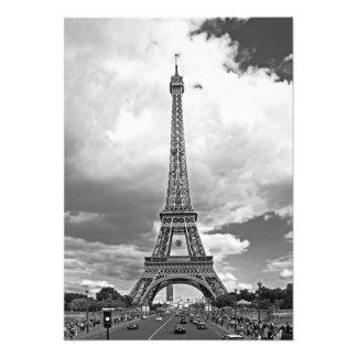 Foto El puente de Jena con vistas a la torre Eiffel