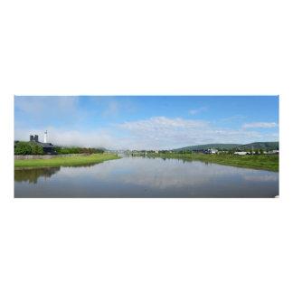 Foto El río de Chemung