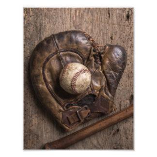 Foto Equipo de béisbol del vintage