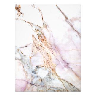 Foto Esmalte de mármol rosado