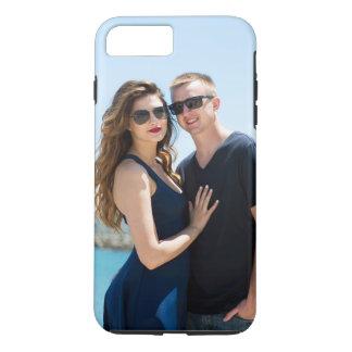 Foto feliz de los pares en un caso más del iPhone Funda Para iPhone 8 Plus/7 Plus