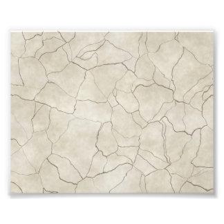 Foto Grietas en fondo texturizado beige