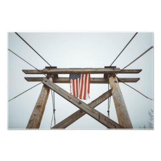 Foto Historia americana rústica