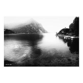Foto Impresión de la opinión de Como del lago