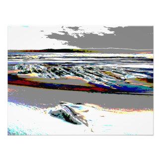 Foto Impresión del extracto de Beach de Bridgewater