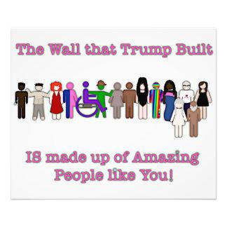 Foto La pared que el triunfo construyó