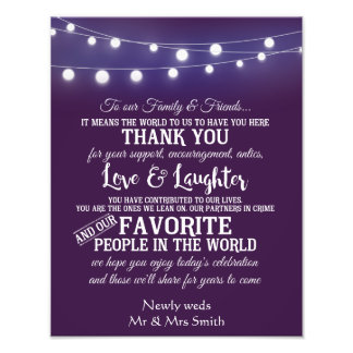 Foto La violeta con casarse de las luces le agradece