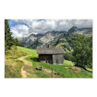 Foto Les Aravis, Haute-Saboya, montañas francesas
