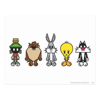 Foto Looney del grupo de los tonos de Op. Sys. Postales