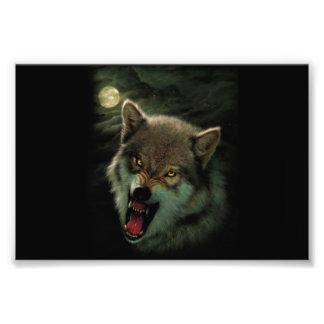 Foto Luna del lobo