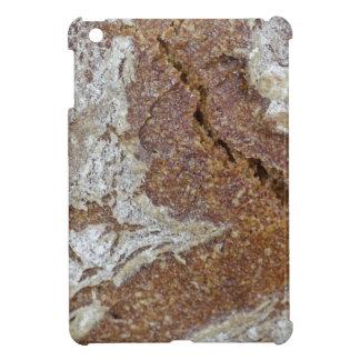 Foto macra de la superficie del pan marrón de Ger