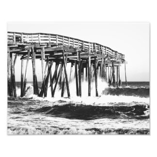 "Foto Mares tempestuosos sobre Avon (14"" x 11"")"