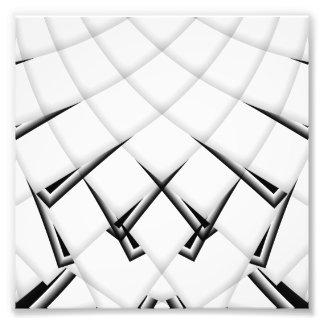 Foto Modelo blanco y negro