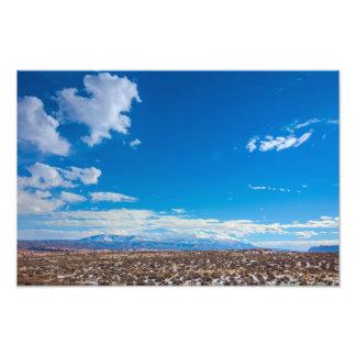 Foto Montañas de la sal del La