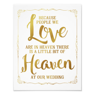 Foto muestra del boda, cielo en el boda, oro