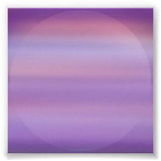 Foto Niebla púrpura de la luna