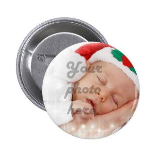 Foto personalizada chapa redonda 5 cm