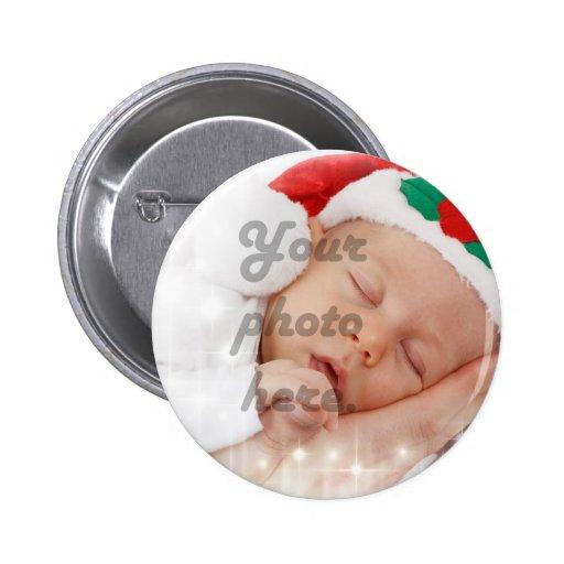 Foto personalizada pin