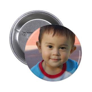 Foto personalizada personalizado chapa redonda 5 cm