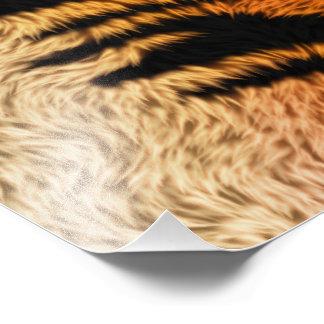 Foto Piel del animal del tigre de Bengala