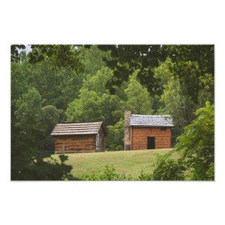 Foto Plantación del Booker T Washington