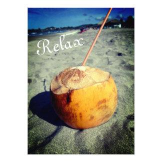 Foto Poster del coco
