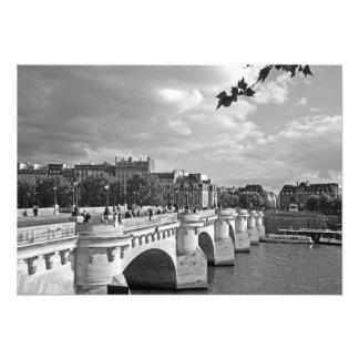 Foto Puente Pont Neuf. París