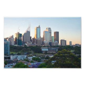 Foto Rascacielos del centro de negocios de Sydney